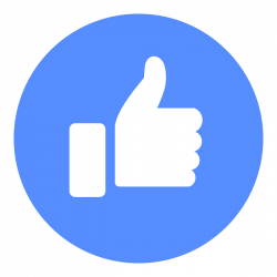 Polubienia posta Facebook